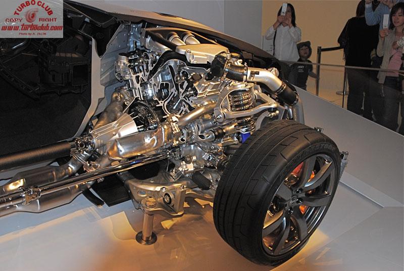 GTR R35 32
